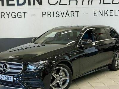 begagnad Mercedes E300 - BenzPlug - in AMG Premium