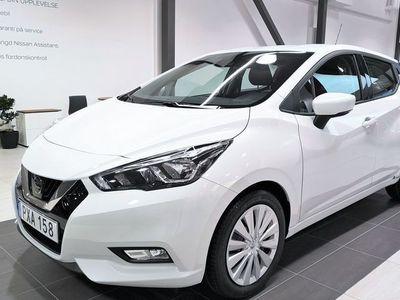 gebraucht Nissan Micra IG-T 90 ACENTA DEMO 2018, Halvkombi 139 900 kr