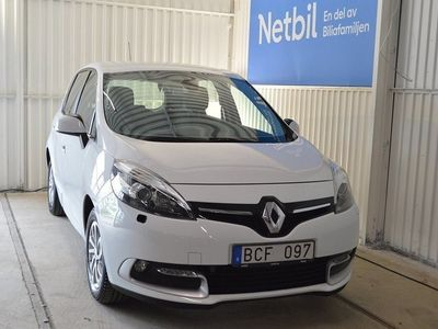 begagnad Renault Scénic 1.5dCi 110hk Nybytt Kamrem