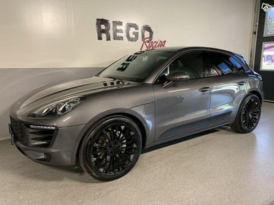 used Porsche Macan S Diesel 3.0 V6 4 PDK Euro 6 258hk