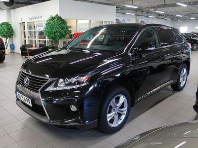begagnad Lexus RX450h AWD 3.5 V6 AWD CVT Luxury 299hk