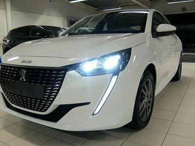 begagnad Peugeot 208 Active Pack PureTech 2020, Halvkombi Pris 172 400 kr