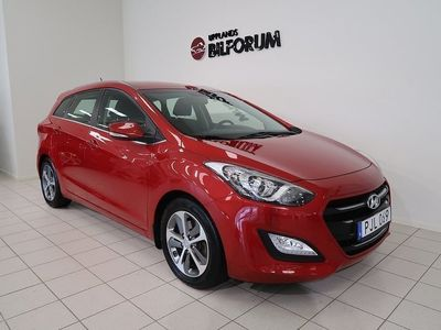 begagnad Hyundai i30 1.6 GDI DCT7 135hk