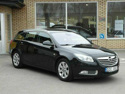 begagnad Opel Insignia Edition Sports Tourer 2.0 (160hk) LÅG MIL !
