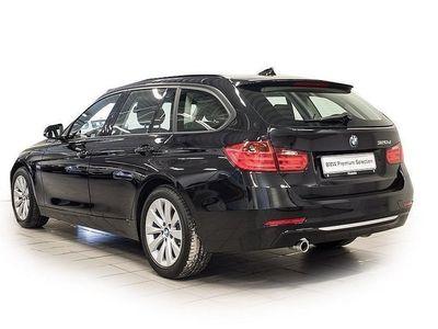 begagnad BMW 320 dA Touring Advantage Edition -15