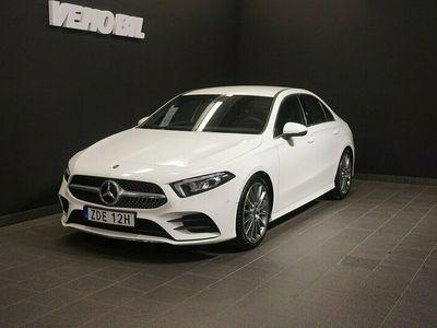 begagnad Mercedes A200 Sedan 7G-DCT AMG