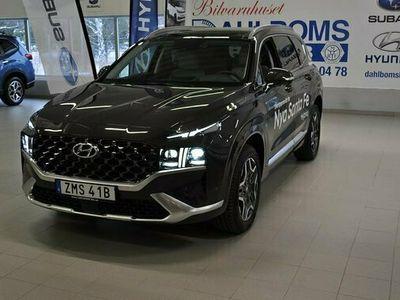 begagnad Hyundai Santa Fe 1.6 HEV 230 6AT 4WD 7 sits Advanced DEMO 2020, SUV 558 800 kr