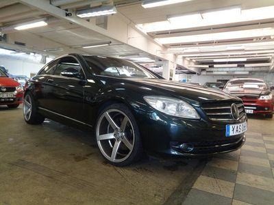 begagnad Mercedes CL500 7G-Tronic Exclusive Leat