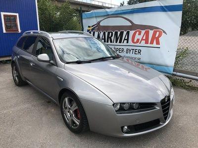 begagnad Alfa Romeo 159 Sportwagon 1.9 JTDM 16V Q-Tronic 150hk Ny Servad