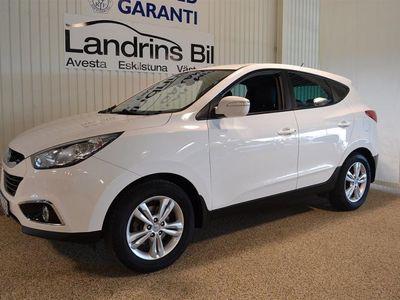begagnad Hyundai ix35 1,7 CRDi 2WD (115hk)