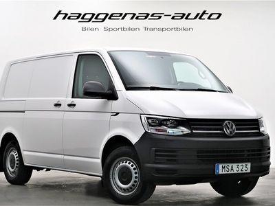 begagnad VW Transporter 2.0 TDI / 140hk / Värmare / Drag