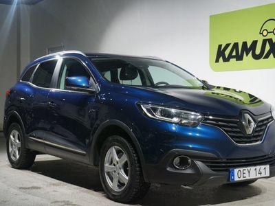begagnad Renault Kadjar 1.6 Dci Energy Zen Navi 130hk 2017