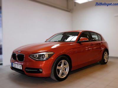 begagnad BMW 116 d Sport Line