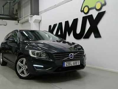 begagnad Volvo V60 D5 Plug-in Hybrid AWD | Momentum | Navi | D-värme 2018, Kombi Pris 259 700 kr