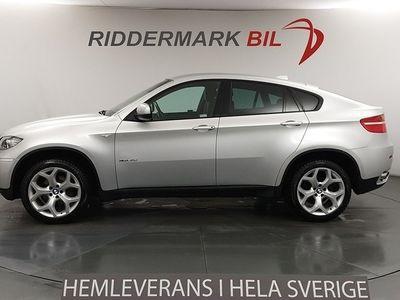 begagnad BMW X6 40d, E71 (306hk) Sport line