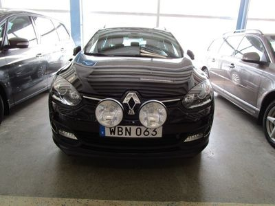 gebraucht Renault Mégane SPORT TOURER Energy dCi 110 SS Limit ST II