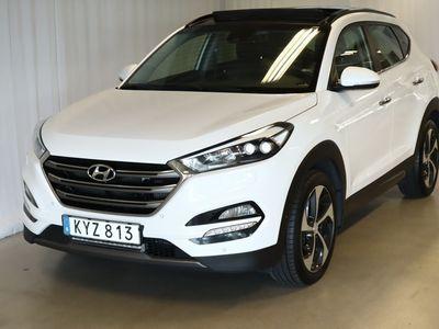 begagnad Hyundai Tucson 2.0 CRDi A6 4WD Premium