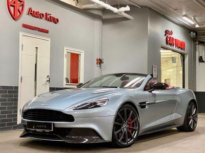 begagnad Aston Martin Vanquish Volante 5.9 V12 Touchtronic2 Carbon 572hk