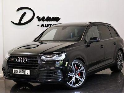 begagnad Audi SQ7 MAX UTR BLACKOPTIK SVENSK