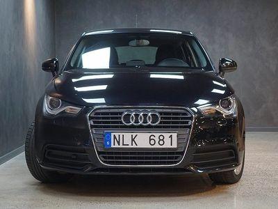 begagnad Audi A1 Sportback 1.2 86 Sport Edition V-hjul