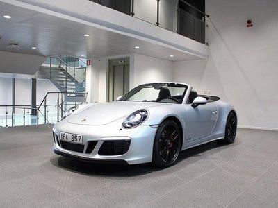 begagnad Porsche 911 Carrera GTS Cabriolet