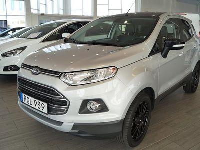 begagnad Ford Ecosport 1.0 EcoBoost 140hk Titanium S/1