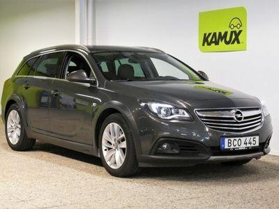 brugt Opel Insignia Country Tourer 2.0 CDTI BiTurbo 4x4 (195hk)
