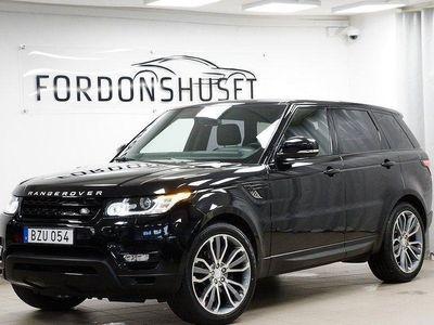begagnad Land Rover Range Rover Sport 3,0 TDV6 / SV-SÅ