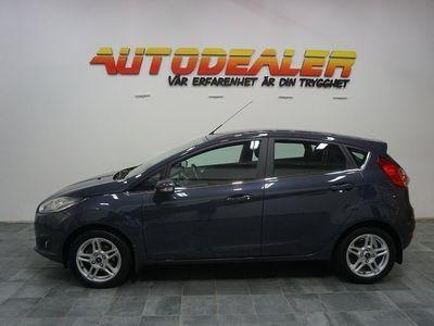 used Ford Fiesta 5-dörrar 1.0 EcoBoost Euro 6 100hk