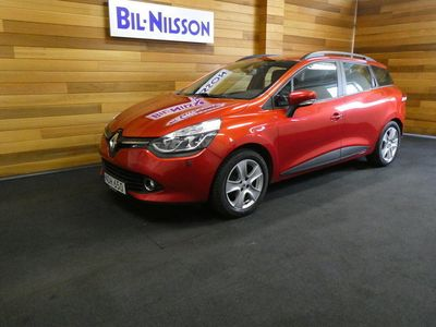 begagnad Renault Clio IV Energy TCe 90 Expression SpT IIb