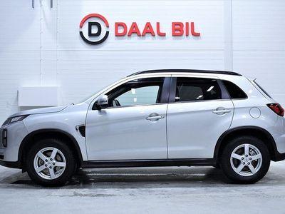 begagnad Mitsubishi ASX 2.0 CVT 4WD 150HK 1-ÄGARE KOMFORT BACKKAM