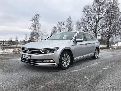 begagnad VW Passat SC 2.0 TDI 150hk MASTERS DSG VÄRMARE DRAG