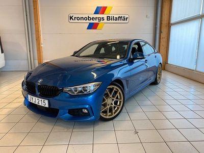 begagnad BMW 428 Gran Coupé i xDrive M-Sport 245hk
