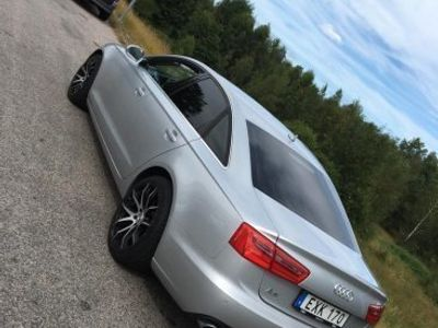 begagnad Audi A6 2,0 tdi ultra 190hk -14