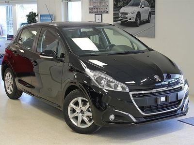 begagnad Peugeot 208 Active 1,2 PureTech Automat 5D