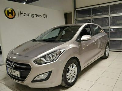 begagnad Hyundai i30 1.6 CRDi ComfortEco 5-D (110hk)