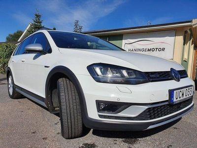 begagnad VW Golf Alltrack/4Motion/DRAG/MOMS