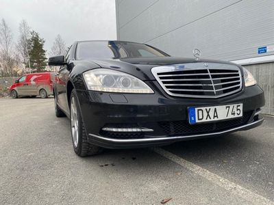 begagnad Mercedes S400 HYBRID