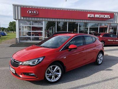 brugt Opel Astra Dynamic 1.4T 125HK/Motorvärmare