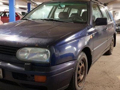 begagnad VW Golf Variant -98