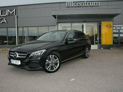 begagnad Mercedes 220 C4MATIC 9-AUT,Värmare,Drag,Backkamera