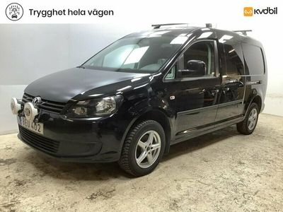 begagnad VW Caddy Maxi 2.0 TDI Skåp 4-motion (110hk)