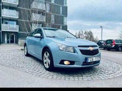begagnad Chevrolet Cruze