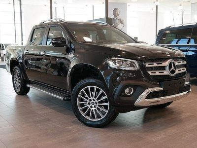 brugt Mercedes X350 XPower edition 4MATIC
