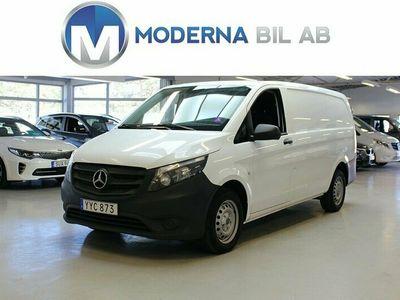 begagnad Mercedes Vito 116 D EURO 6 163HK MOMS/VÄRMARE/DRAG