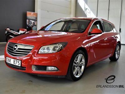 begagnad Opel Insignia Sports Tourer 2.0 CDTI Aut 160h
