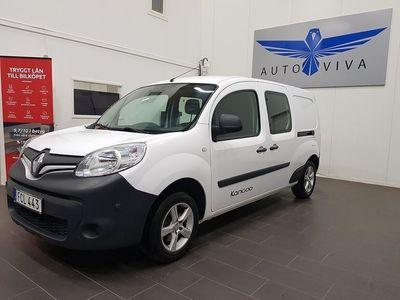 begagnad Renault Kangoo 1.5 dCi 90hk / Maxi / 5-sits / 2000mil / Pdc / Drag