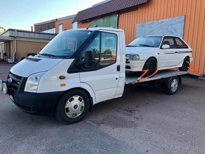 begagnad Ford Transit Chassis Cab 2.4 TDCi 140hk -08