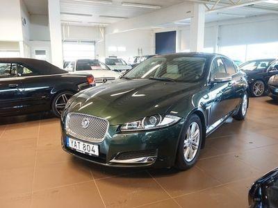 begagnad Jaguar XF 3.0 V6 Automatisk, Sedan 2012, Personbil 157 900 kr
