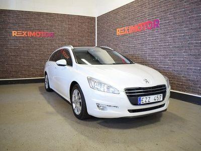 begagnad Peugeot 508 SW 2.0 HDi FAP Automat 163hk Ny Besiktad